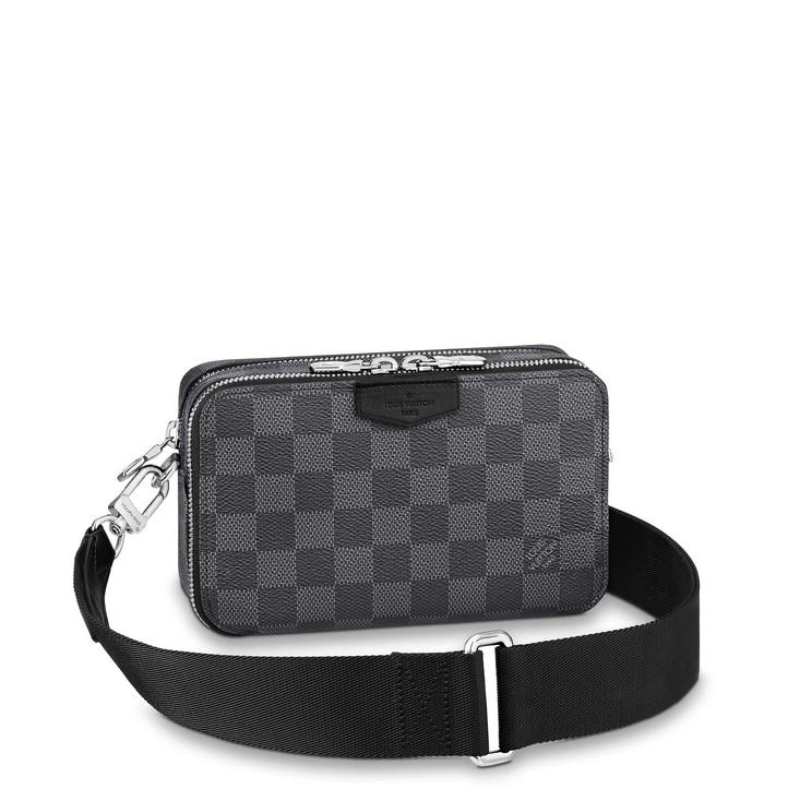 louis vuitton Alpha Wearable Wallet N60418