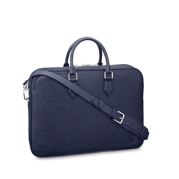 Louis Vuitton Dandy MM Bleu Marine M54405 M54404