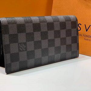 Ví dài LV nam louis vuitton brazza wallet N62665
