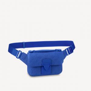 louis vuitton s lock sling bag m58486