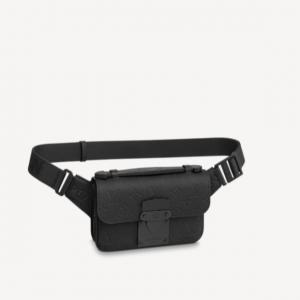 louis vuitton s lock sling bag m58487