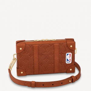 louis vuitton LVXNBA soft trunk wearable wallet m80549
