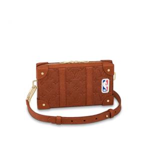 LV M80549 LVXNBA Soft Trunk Wearable Wallet M80549