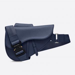 Dior Saddle Bag Blue