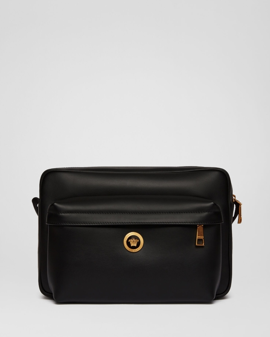 Versace Icon Messenger Bag