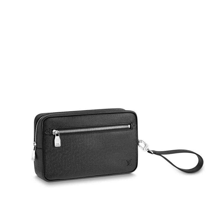 Louis Vuitton Kasai Clutch M33424 M33409