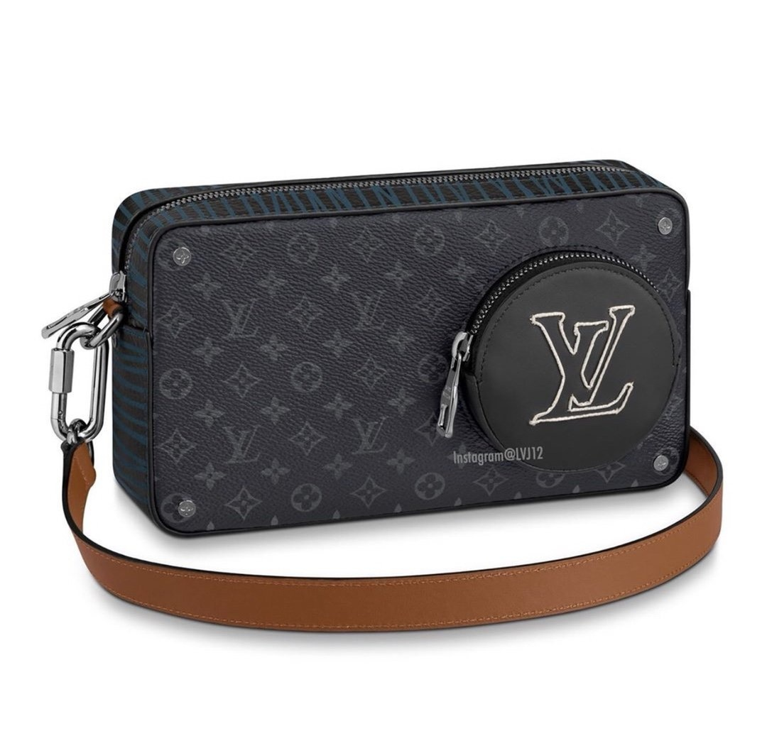 louis vuitton Volga on strap M68688