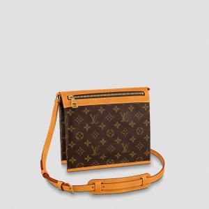 Louis Vuitton Saumur Messenger PM M44879