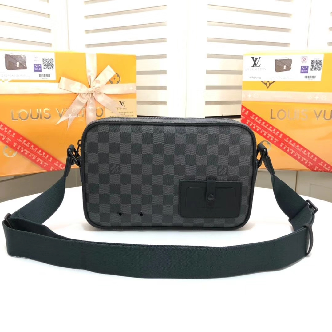 Louis Vuitton Alpha Messenger N40188