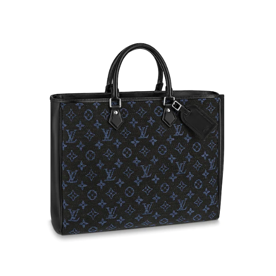 Louis Vuitton Grand SAC Tote Bag M44733